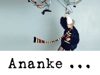 Abbigliamento Donna Ananke