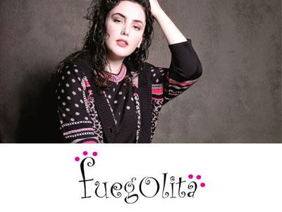 Fuegolita moda donna