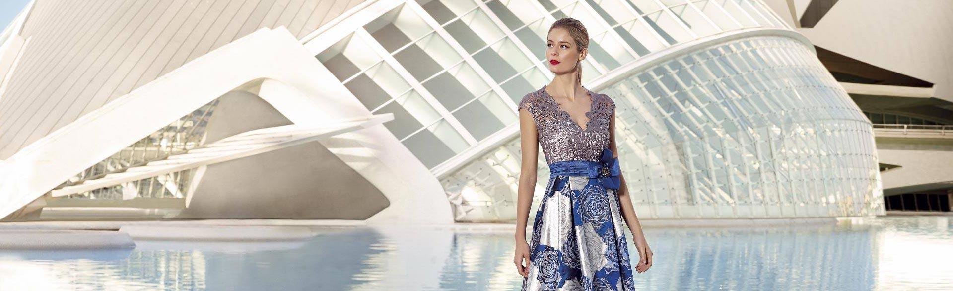 Gli abiti Sonia Pena - Abbracciavento Boutique