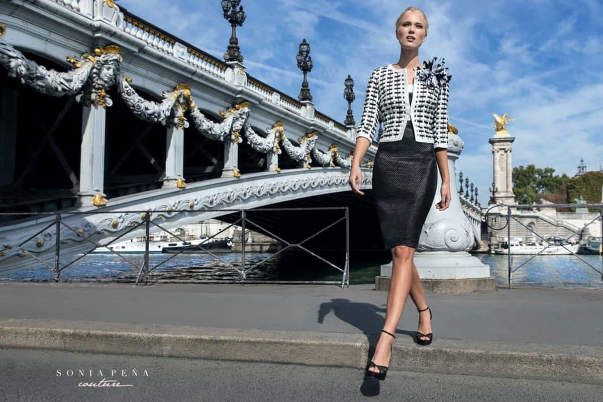 Sonia Pena Couture PE 2018